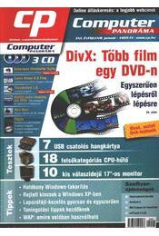 Computer panoráma 2005/1 - Régikönyvek