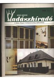 Békés megyei Vadászhíradó 1990/3-4. - Régikönyvek