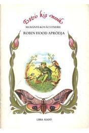 Robin Hood apródja - Régikönyvek