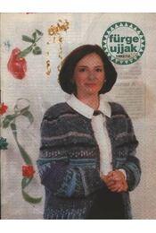 Fürge Ujjak 1992. XXXVI. évfolyam (hiányos) - Régikönyvek