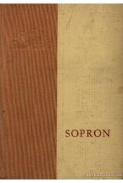 Sopron - Régikönyvek