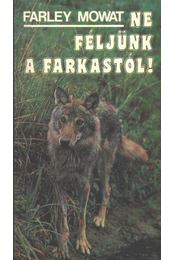 Ne féljünk a farkastól! - Régikönyvek