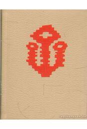 Szőttesek (mini) - Gecsei Lajos - Régikönyvek