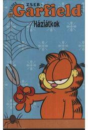 Zseb-Garfield 57.szám - Régikönyvek