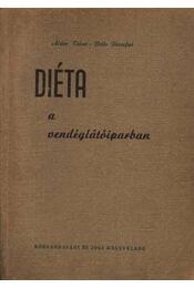 Diéta a vendéglátóiparban - Régikönyvek