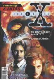 X-akták 1997/1 - Régikönyvek
