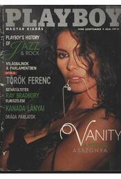 Playboy 1990 szeptember - Régikönyvek
