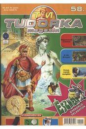 Tudorka magazin 58. - Régikönyvek