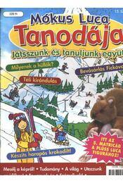 Mókus Luca Tanodája 15. szám - Régikönyvek