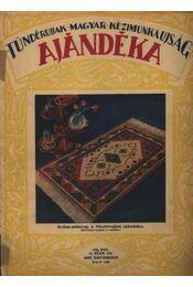 Tündérujjak 1931. november 11. szám - Régikönyvek