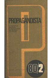 Propagandista 80/2 - Régikönyvek