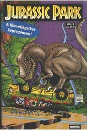 Jurassic Park 1993/2 - Régikönyvek