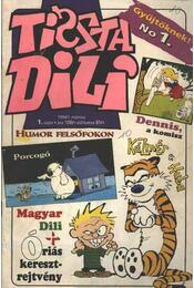 Tiszta Dili 1994/1. március - Régikönyvek