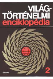 Világtörténelmi enciklopédia 2. - Régikönyvek