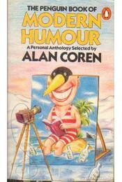The penguin book of modern humor (angol-nyelvű) - Régikönyvek