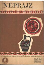 Néprajz - Régikönyvek