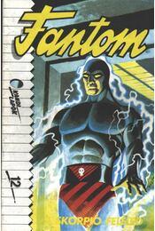 Fantom 12. (Skorpió feléled) - Régikönyvek