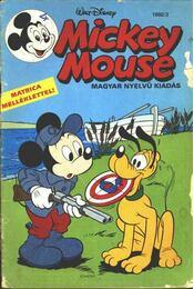 Mickey Mouse 1992/3 - Régikönyvek