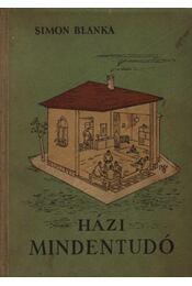 Házi mindentudó - Régikönyvek