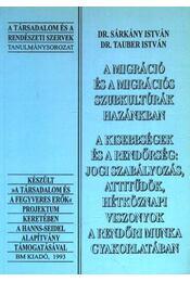 A migráció és a migrációs szubkultúrák hazánkban - Régikönyvek