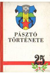 Pásztó története - Dr. Vincze Ferenc, Pintér Nándor, Csépány István - Régikönyvek