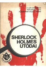 Sherlock Holmes utódai - Régikönyvek