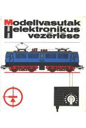 Modellvasutak elektronikus vezérlése - Régikönyvek