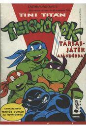 Tini Titán Teknőcök 1993/3. március 20. szám - Régikönyvek