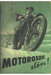 Motorosok előre - Régikönyvek