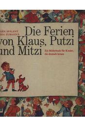 Die Ferrien von Klaus, Putzi und Mitzi - Régikönyvek