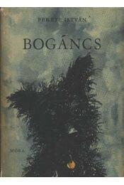 Bogáncs - Régikönyvek