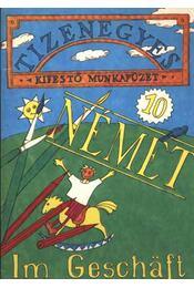 Tizenegyes kifestő munkafüzet 10. - Régikönyvek