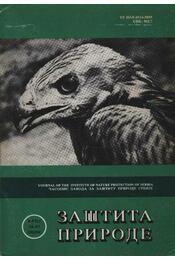 Természetvédelem (Zastita prirode) - Régikönyvek