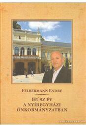 Húsz év a nyíregyházi önkormányzatban - Felbermann Endre - Régikönyvek