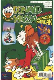 Donald Kacsa 2001/08 - Régikönyvek