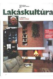 Lakáskultúra 1993. évf. (teljes) - Régikönyvek