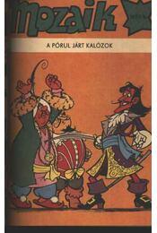 A pórul járt kalózok (Mozaik 1977/6.) - Régikönyvek