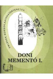 Doni mementó I. - Régikönyvek