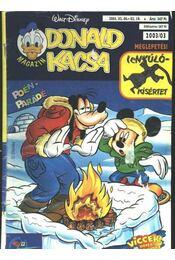 Donald Kacsa 2003/03. - Régikönyvek