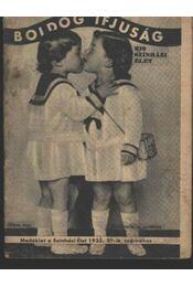 Kis Szinházi Élet 1935. 39. szám - Régikönyvek