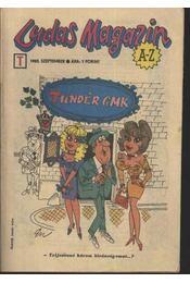 Ludas Magazin 1985 szeptember - Régikönyvek