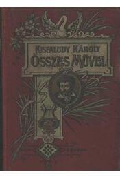 Kisfaludy Károly összes művei 3-4. kötet egyben - Régikönyvek