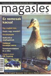Magasles 2005. július III. évfolyam 7. szám - Régikönyvek