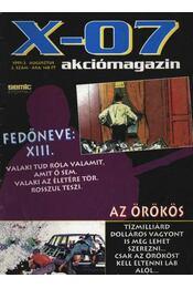 X-07 1995/2. augusztus 2. szám - Régikönyvek