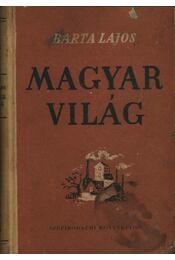 Magyar világ - Régikönyvek