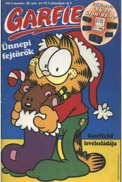 Garfield 1994/12. 60. szám - Régikönyvek