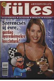 Füles 2003. évfolyam (teljes) - Régikönyvek
