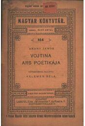 Vojtina ars poétikája - Régikönyvek