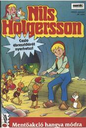Nils Holgersson 46. szám 1992/3. március - Régikönyvek