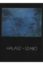 Halász - Szabó - Régikönyvek